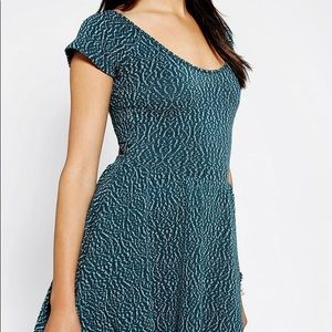 Urban Outfitters Sparkle and Fade Skater Dress